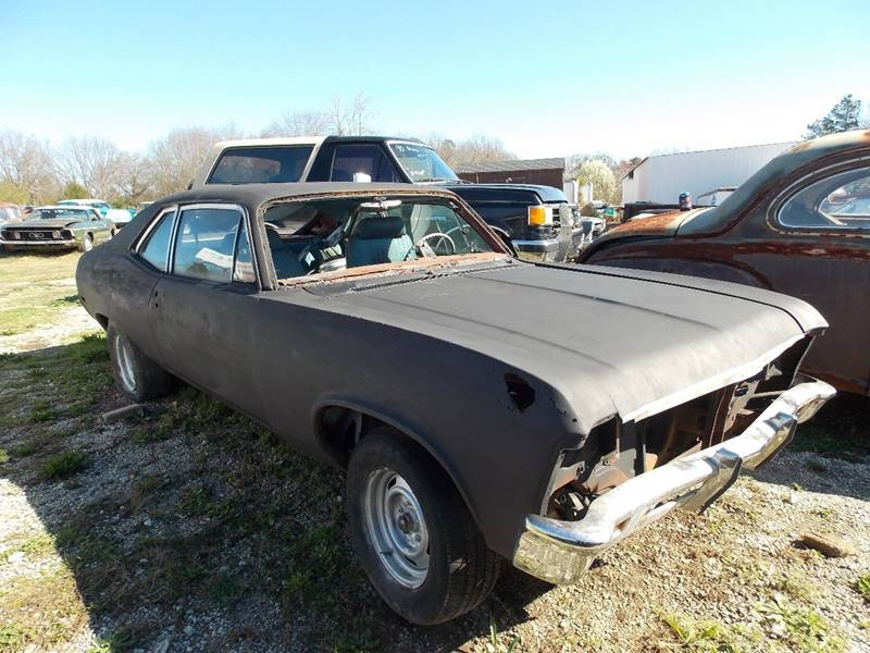 1969 Chevrolet Nova Coupe In Gray Court SC - Classic Cars of South ...