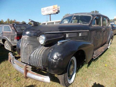 1940 Cadillac Imperial Sedan for sale in Gray Court, SC