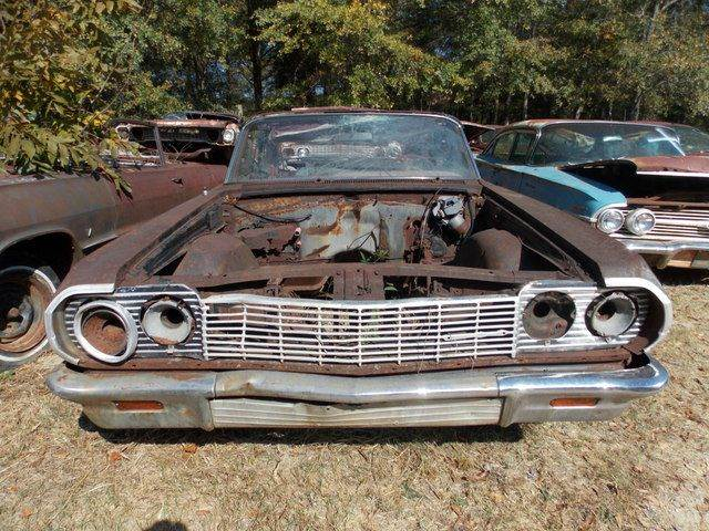 1964 chevrolet impala convertible in gray court sc classic cars of 1964 Impala AMT contact