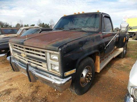 1986 Chevrolet C/K 30 Series for sale in Gray Court, SC