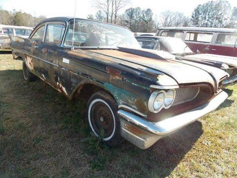 1959 Pontiac Catalina for sale at Classic Cars of South Carolina in Gray Court SC
