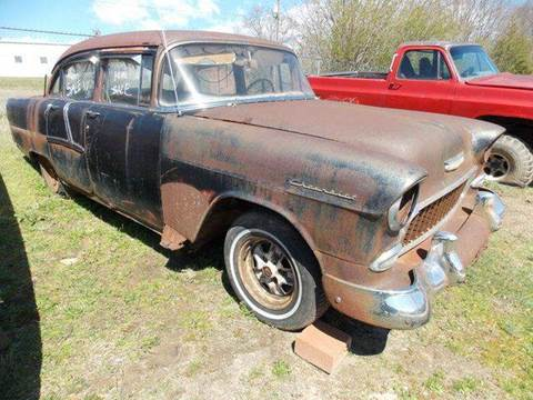 1955 Chevrolet Bel Air For Sale In Gray Court SC