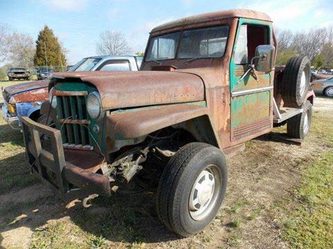 1960 Willys Custom for sale in Gray Court, SC