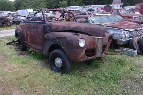 1941 Ford Convertible for sale at Classic Cars of South Carolina in Gray Court SC