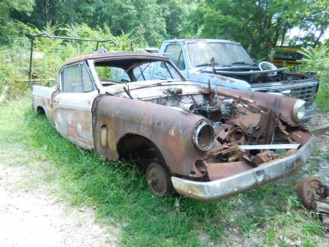 1956 Studebaker Hawk for sale at Classic Cars of South Carolina in Gray Court SC