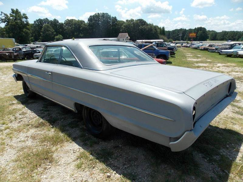 1964 ford galaxie 500 in gray court sc classic cars of south carolina. Black Bedroom Furniture Sets. Home Design Ideas