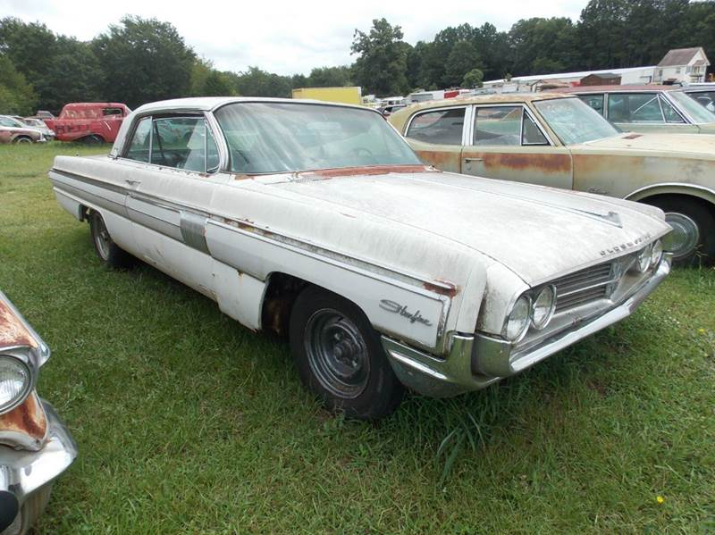 1962 oldsmobile starfire 2 door in gray court sc classic cars of south carolina. Black Bedroom Furniture Sets. Home Design Ideas
