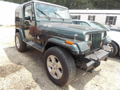 1993 Jeep Wrangler for sale in Gray Court, SC