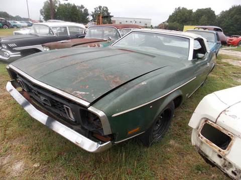 1972 Ford Mustang for sale in Gray Court, SC