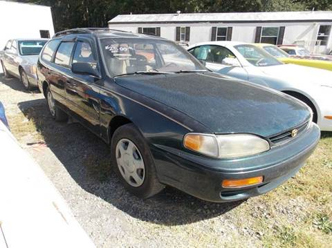 1995 Toyota Camry for sale at Classic Cars of South Carolina in Gray Court SC