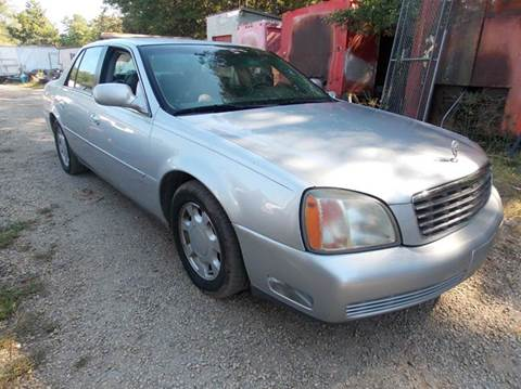 2000 Cadillac DeVille for sale in Gray Court, SC