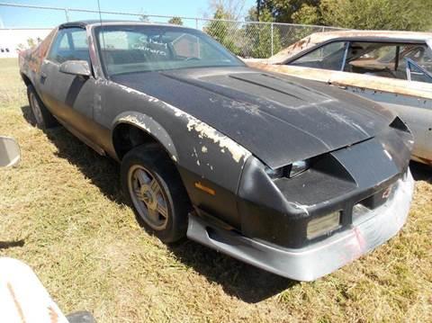 1989 Chevrolet Camaro for sale in Gray Court, SC
