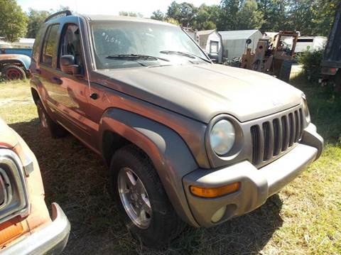 2002 Jeep Liberty for sale at Classic Cars of South Carolina in Gray Court SC