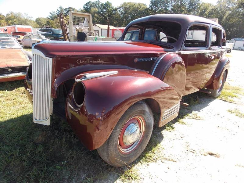 Packard Classic Cars Salvage Autos For Sale Gray Court Classic Cars ...