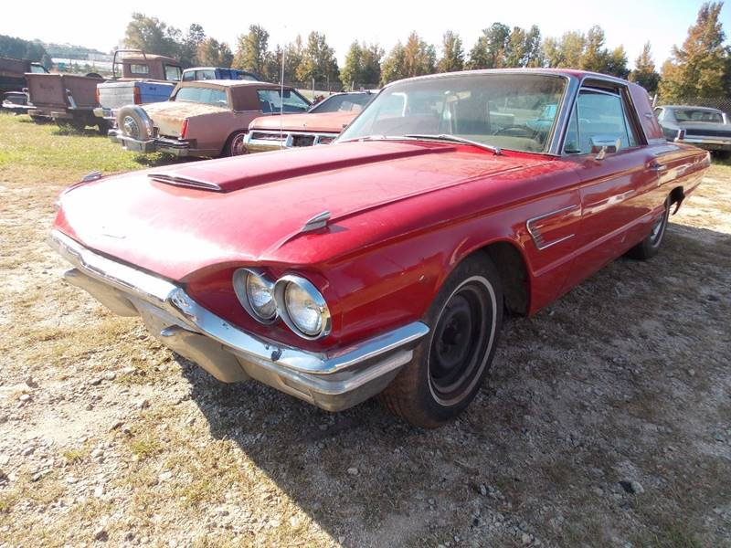 1965 Ford Thunderbird 2-Door In Gray Court SC - Classic Cars of ...
