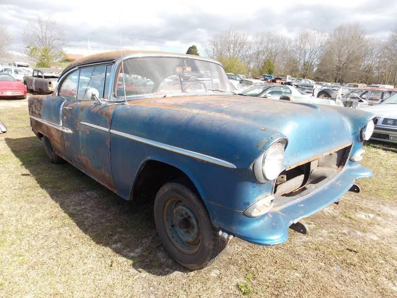 1955 Chevrolet Bel Air 2-Door In Gray Court SC - Classic Cars of ...