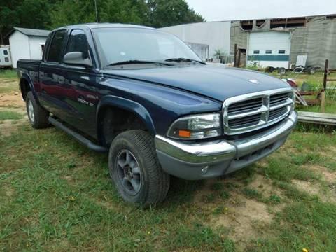 2002 Dodge Dakota for sale at Classic Cars of South Carolina in Gray Court SC