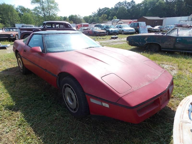 1985 chevrolet corvette 2dr hatchback in gray court sc classic cars of south carolina. Black Bedroom Furniture Sets. Home Design Ideas