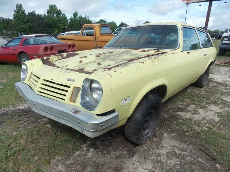1975 Chevrolet Vega for sale at Classic Cars of South Carolina in Gray Court SC
