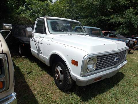 1971 Chevrolet C/K 30 Series for sale in Gray Court, SC