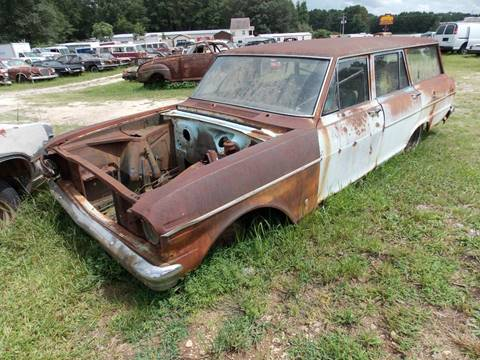 1962 Chevrolet Nova for sale at Classic Cars of South Carolina in Gray Court SC