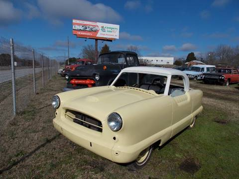 1954 Nash Metropolitan for sale in Gray Court, SC