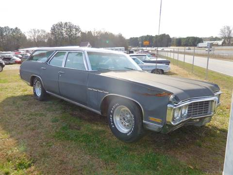 1970 Buick Estate Wagon for sale in Gray Court, SC