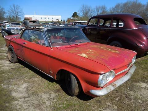 1963 Chevrolet Corvair for sale at Classic Cars of South Carolina in Gray Court SC