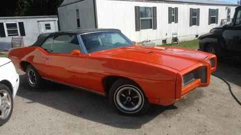 1969 Pontiac Tempest for sale in Gray Court, SC