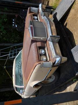 1976 Lincoln Mark IV for sale in Gray Court, SC