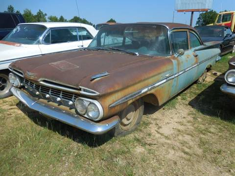 1959 Chevrolet Bel Air for sale in Gray Court, SC