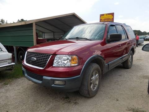 2004 Ford Expedition for sale at Classic Cars of South Carolina in Gray Court SC