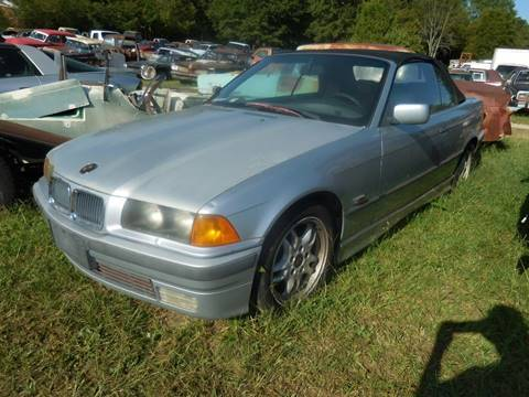 1996 BMW 3 Series for sale at Classic Cars of South Carolina in Gray Court SC