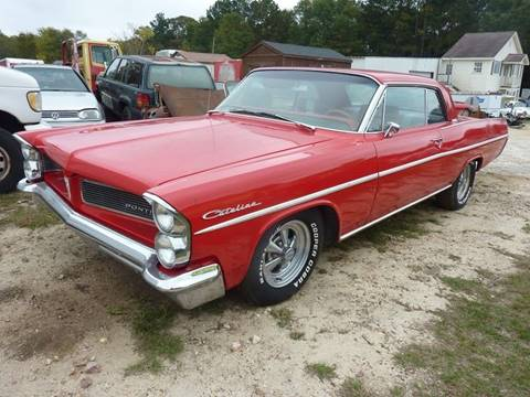 1963 Pontiac Catalina for sale in Gray Court, SC
