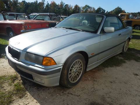 1997 BMW 3 Series for sale at Classic Cars of South Carolina in Gray Court SC