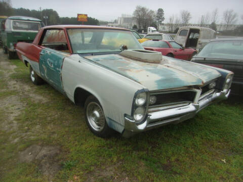 1964 Pontiac Grand Prix for sale at Classic Cars of South Carolina in Gray Court SC