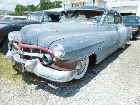 1951 Cadillac Series 62 for sale at Classic Cars of South Carolina in Gray Court SC
