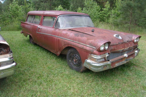 1958 Ford Fairlane for sale at Classic Cars of South Carolina in Gray Court SC