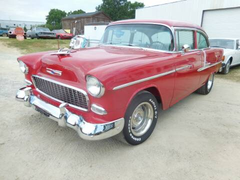 1955 Chevrolet 210 for sale at Classic Cars of South Carolina in Gray Court SC