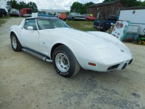 1978 Chevrolet Corvette for sale at Classic Cars of South Carolina in Gray Court SC
