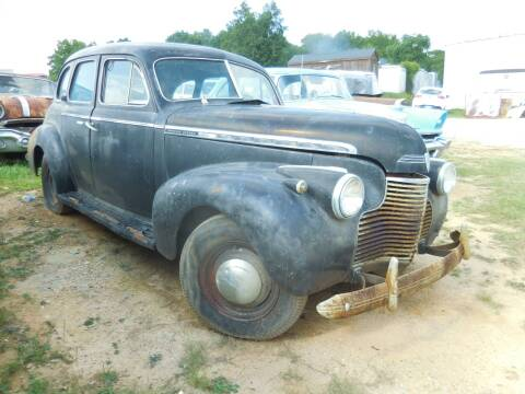 1940 Chevrolet Sedan for sale at Classic Cars of South Carolina in Gray Court SC