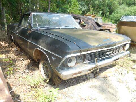 1966 Chevrolet El Camino for sale at Classic Cars of South Carolina in Gray Court SC