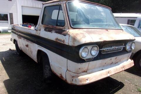 1961 Chevrolet Corvair 95 Loadside for sale at Classic Cars of South Carolina in Gray Court SC