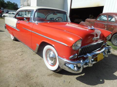1955 Chevrolet Bel Air for sale at Classic Cars of South Carolina in Gray Court SC