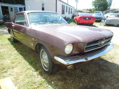 1965 Ford Mustang for sale at Classic Cars of South Carolina in Gray Court SC