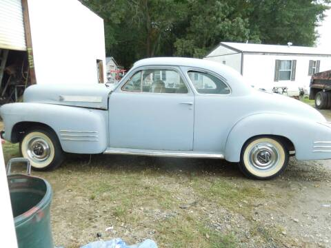 1941 Cadillac DeVille for sale at Classic Cars of South Carolina in Gray Court SC