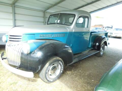 1946 Chevrolet C/K 20 Series for sale at Classic Cars of South Carolina in Gray Court SC