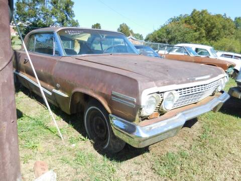 1963 Chevrolet Impala for sale at Classic Cars of South Carolina in Gray Court SC