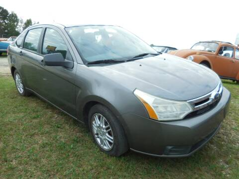 2010 Ford Focus for sale at Classic Cars of South Carolina in Gray Court SC