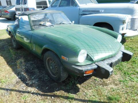 1979 Triumph Spitfire for sale at Classic Cars of South Carolina in Gray Court SC